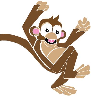 Monkey-left