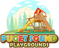 Pugent sound playgrounds logo
