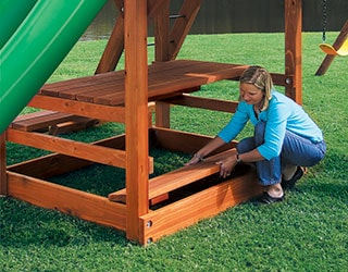 shown-picnic-table